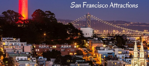 SanFrancisco AttractIons