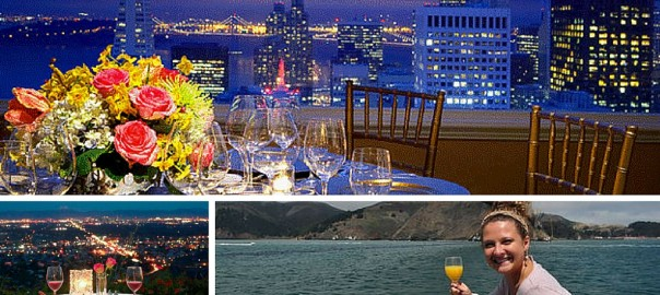 San Francisco romantic destinations